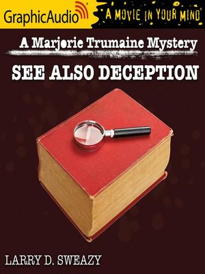 cover image of See Also Deception