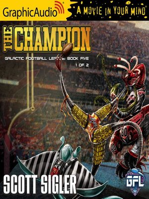 cover image of The Champion (1 of 2)