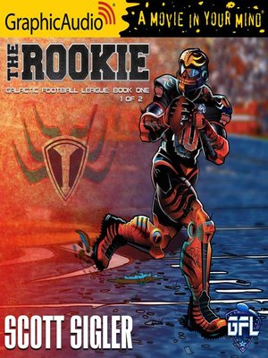 cover image of The Rookie (1 of 2) [Dramatized Adaptation]