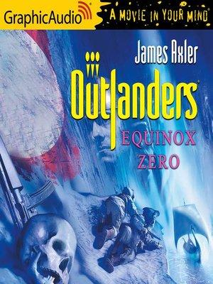 cover image of Equinox Zero