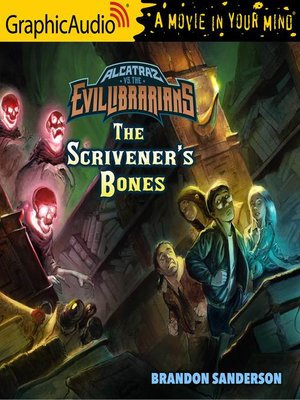 cover image of Alcatraz Versus the Scrivener's Bones