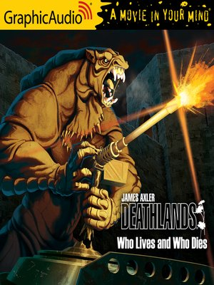 cover image of Who Lives and Who Dies