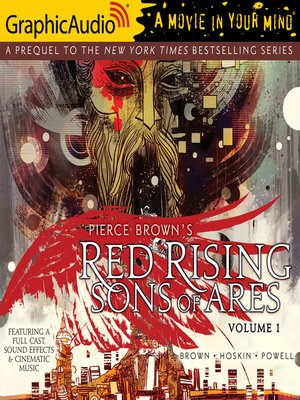 cover image of Red Rising, Sons of Ares, Volume 1