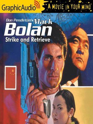 cover image of Strike and Retrieve [Dramatized Adaptation]