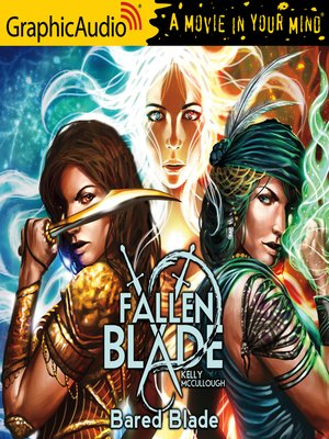 cover image of Bared Blade