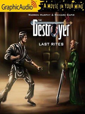 cover image of Last Rites [Dramatized Adaptation]