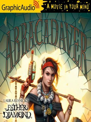 cover image of Abracadaver [Dramatized Adaptation]