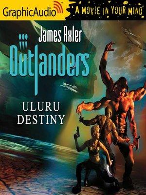 cover image of Uluru Destiny