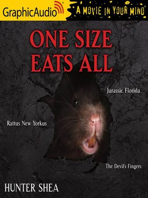 cover image of Rattus New Yorkus, Jurassic Florida and the Devil's Fingers [Dramatized Adaptation]
