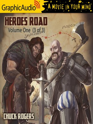 cover image of Heroes Road, Volume 1 (3 of 3)
