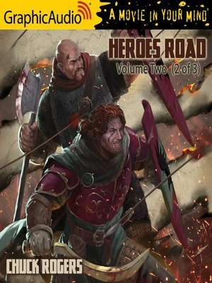 cover image of Heroes Road, Volume 2 (2 of 3)
