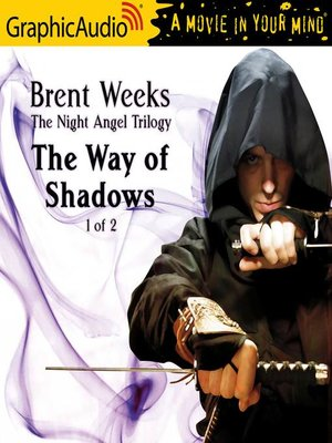 cover image of The Way of Shadows (1 of 2)