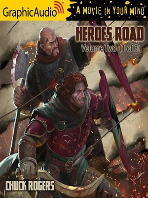 cover image of Heroes Road, Volume 2 (1 of 3)
