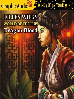 cover image of Dragon Blood