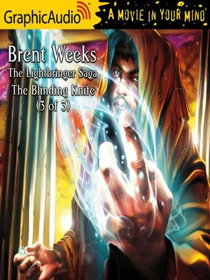 cover image of The Blinding Knife (3 of 3)