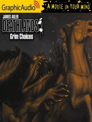 cover image of Grim Choices [Dramatized Adaptation]
