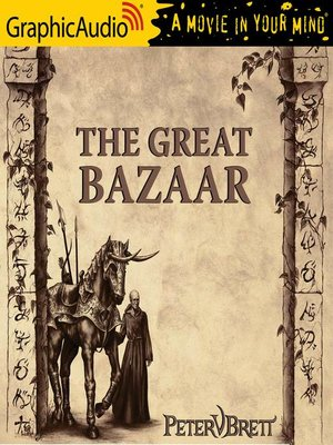 cover image of The Great Bazaar [Dramatized Adaptation]