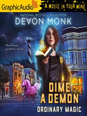 cover image of Dime a Demon