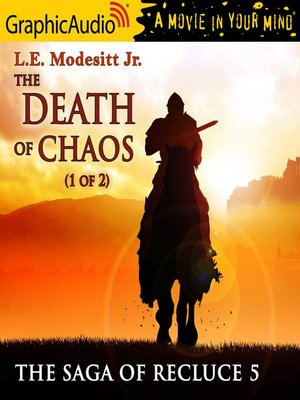 cover image of The Death of Chaos (1 of 2)