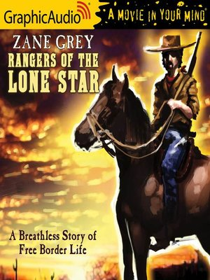 cover image of Rangers of the Lone Star [Dramatized Adaptation]