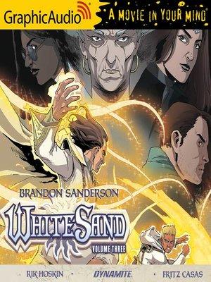 cover image of White Sand, Volume 3