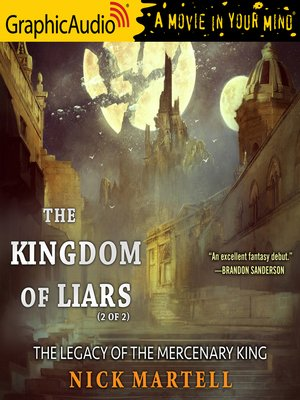 cover image of The Kingdom of Liars (2 of 2)