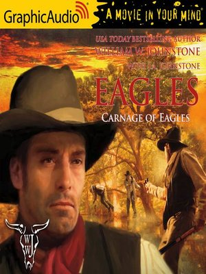 cover image of Carnage of Eagles [Dramatized Adaptation]