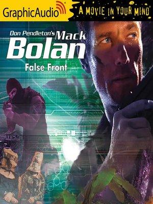 cover image of False Front [Dramatized Adaptation]