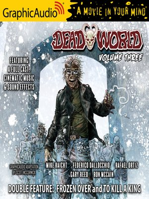 cover image of Deadworld, Volume 3