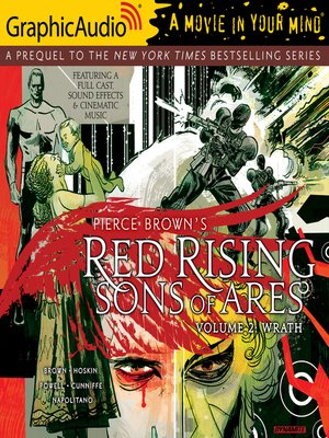 cover image of Red Rising, Sons of Ares, Volume 2: Wrath
