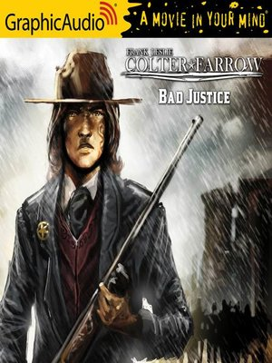 cover image of Bad Justice [Dramatized Adaptation]