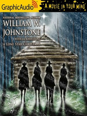 cover image of A Lone Star Christmas [Dramatized Adaptation]