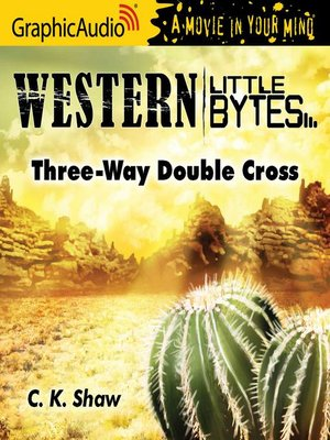 cover image of Three-Way Double Cross