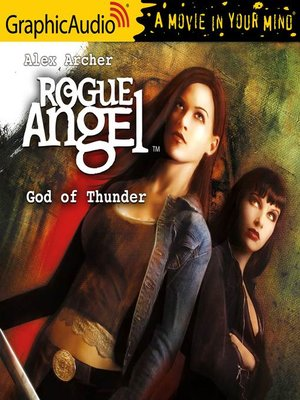 cover image of God of Thunder [Dramatized Adaptation]
