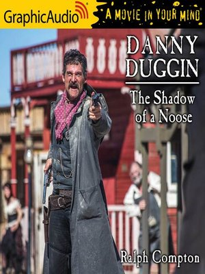 cover image of The Shadow of a Noose [Dramatized Adaptation]