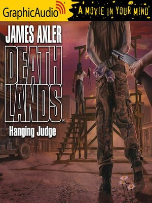 cover image of Hanging Judge [Dramatized Adaptation]