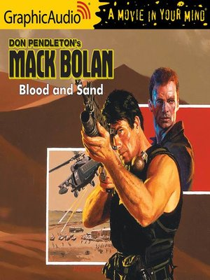 cover image of Blood and Sand