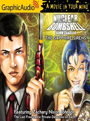 cover image of The Sapphire Sirens