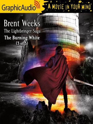cover image of The Burning White (3 of 5)