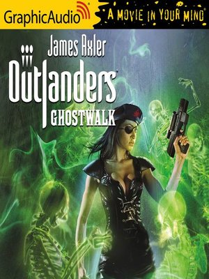 cover image of Ghostwalk