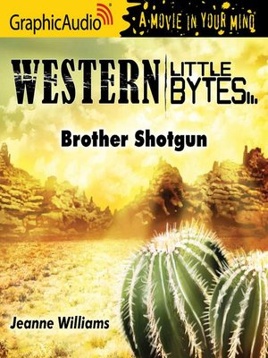 cover image of Brother Shotgun