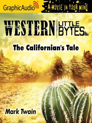 cover image of The Californian's Tale