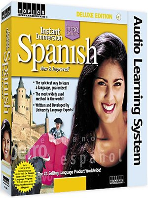 cover image of Instant Immersion Spanish