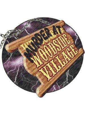 cover image of Murder at Woodside Village (Radio Drama)