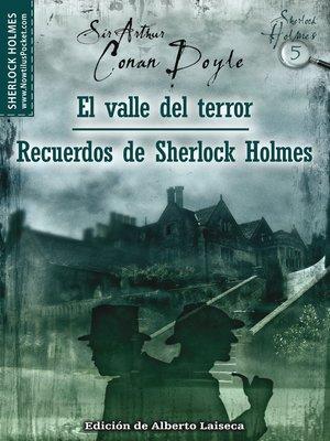 cover image of El valle del terror y Recuerdos de Sherlock Holmes