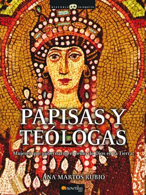 cover image of Papisas y Teólogas