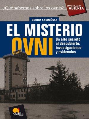 cover image of El misterio OVNI