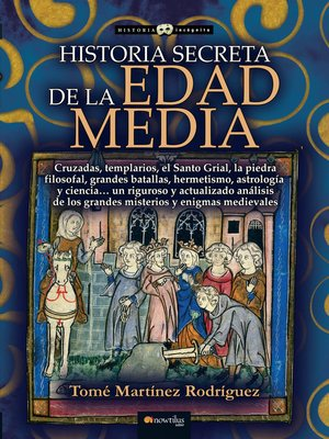 cover image of Historia secreta de la Edad Media
