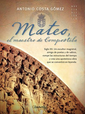 cover image of Mateo el maestro de Compostela