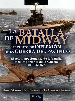 cover image of La batalla de Midway